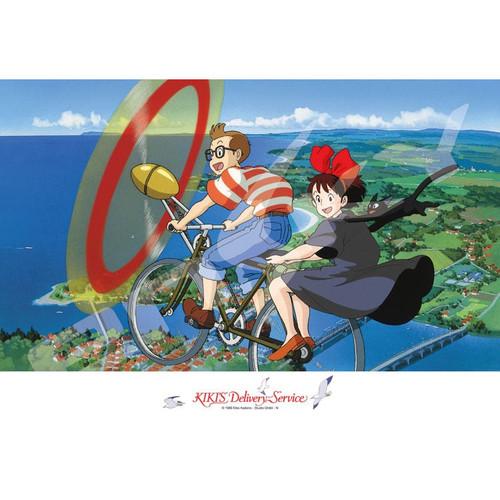 Ensky Jigsaw Puzzle 300-414 Kiki's Delivery Studio Ghibli (300 Pieces)