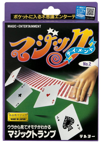 Tenyo Japan 111321 MAGIC CARDS (Magic Trick)