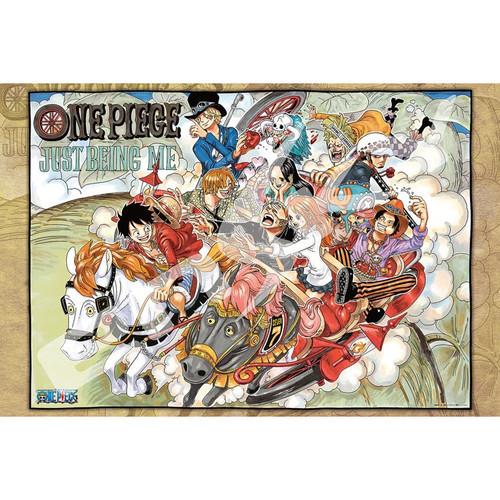 Ensky Jigsaw Puzzle 1000-576 One Piece Memory of Artwork Vol.2 (1000 Pieces)