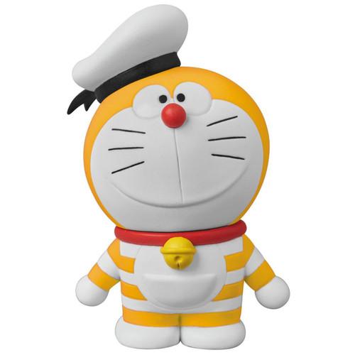 Medicom UDF-403 Doraemon Movie: Nobita's Treasure Island Mini Doraemon (Orange)