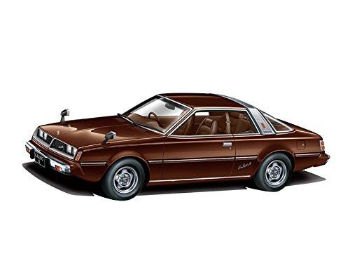 Aoshima 55878 The Model Car 78 Mitsubishi A133A Galant Lambda 1978 1/24 scale kit