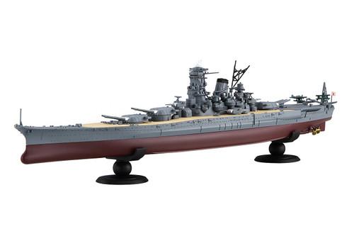 Fujimi FUNE NEXT 012 IJN Battleship Musashi (Before Renovation) 1/700 scale kit
