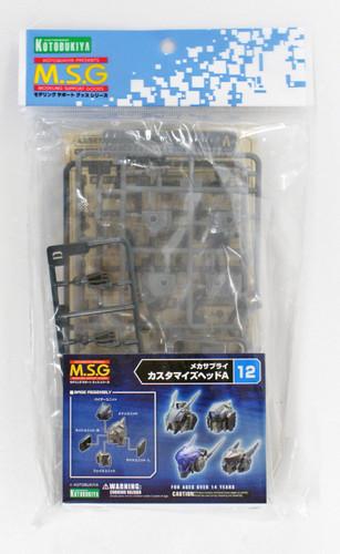 Kotobukiya MSG Modeling Support Goods MJ12 Mecha Supply Customize Head A