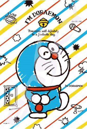 Ensky Jigsaw Puzzle 108-711 I'm Doraemon (108 Pieces)