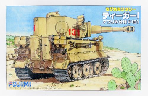 Fujimi 763224 TM8EX-1 Tiger I Special Ver. (Africa Ver #131) Non-scale kit