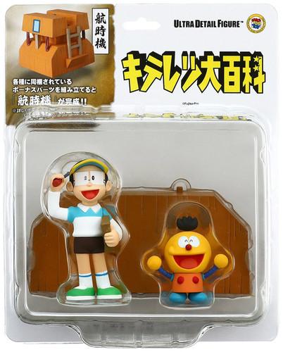 Medicom UDF-339 Ultra Detail Figure Kiteretsu & Korosuke (Kiteretsu Daihyakka)