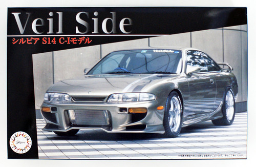 Fujimi ID-264 Veil Side Silvia S14 C-I Model 1/24 scale kit