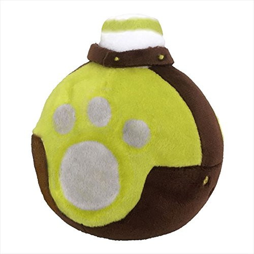 Capcom Monster Hunter World Palico Potion Stuffed Plush Toy