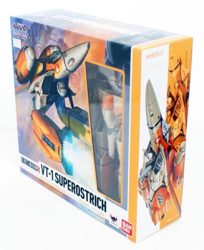 Bandai HI-Metal R VT-1 Super Ostrich Figure (Macross: Do you remember Love?)