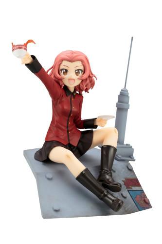 Kotobukiya PP704 Rosehip 1/7 Scale Figure (GIRLS und PANZER der Film)