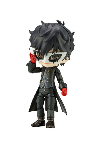 Kotobukiya AD077 Cu-poche Persona 5 Hero - Phantom Thief ver. Figure