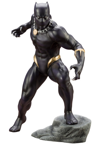 Kotobukiya MK245 ARTFX+ Black Panther 1/10 Scale Figure