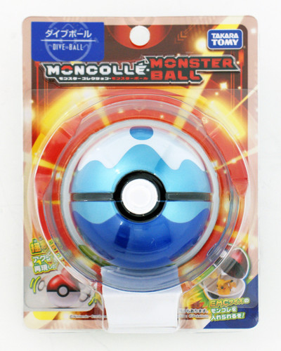 Takara Tomy Moncolle Monster Ball Dive Ball (113874)