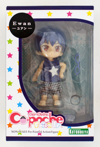 Kotobukiya ADE52 Cu-poche Friends Ewan Figure