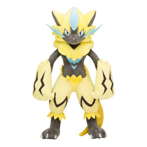 Pokemon Center Original Plush Doll Zeraora 503-241876