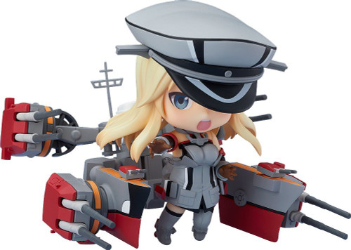 Good Smile Nendoroid 922 Bismarck Kai (Kantai Collection -KanColle-)