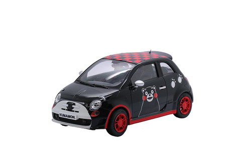 Fujimi 170619 Sports Car Kumamon Version Pre-painted Snap-fit Non-scale Kit