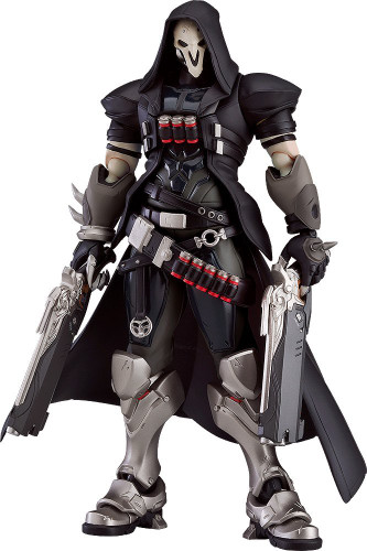Good Smile figma 393 Reaper (Overwatch)