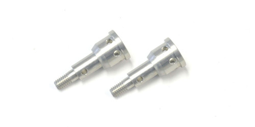 Kyosho VZW440 Aluminum Wheel Shaft (2pcs/for Universal)