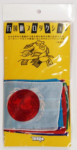 Tenyo Japan 139103 MAGICAL FLAG (Magic Trick)