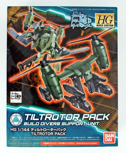 Bandai HG Build Custom 037 Tiltrotor Pack 1/144 Scale Kit
