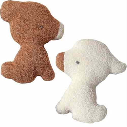 Hamanaka H434-502 Organic Cotton Handicraft Kit Stuffed Animal Baby Bear & Goat