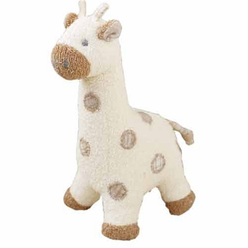 Hamanaka H434-518 Organic Cotton Handicraft Kit Stuffed Animal Baby Giraffe