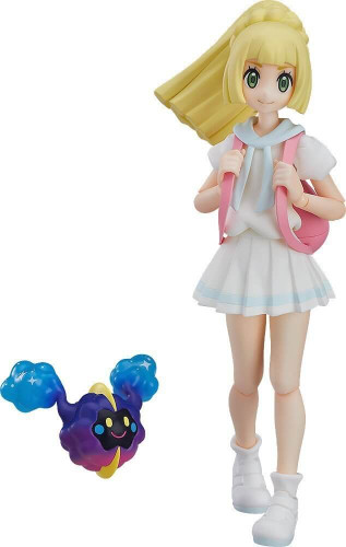 Good Smile & Pokemon Center figma 392 Lively Lillie (Pokemon)
