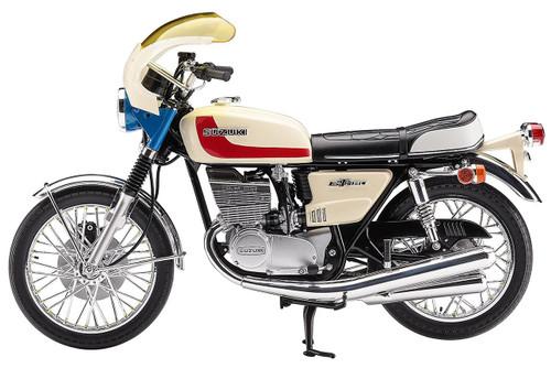 Hasegawa SP377 Kamen Rider Takeshi Hongo's Motorcycle Suzuki GT380 B 1/12 Scale kit