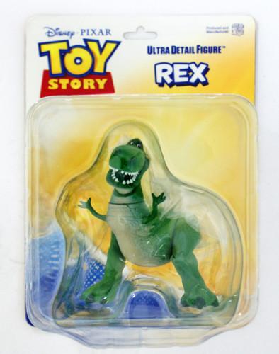 Medicom UDF-368 Ultra Detail Figure Toy Story Rex