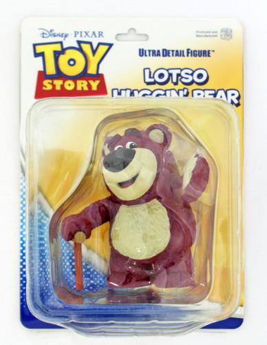 Medicom UDF-371 Ultra Detail Figure Toy Story Lotso Huggin' Bear