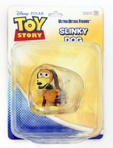 Medicom UDF-372 Ultra Detail Figure Toy Story Slinky Dog