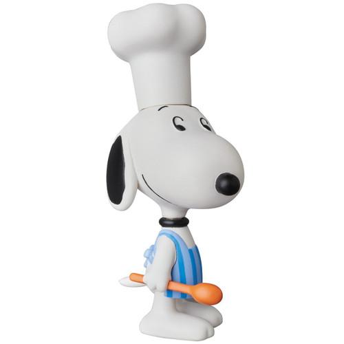 Medicom UDF-374 Ultra Detail Figure Peanuts Series 7 Cook Snoopy