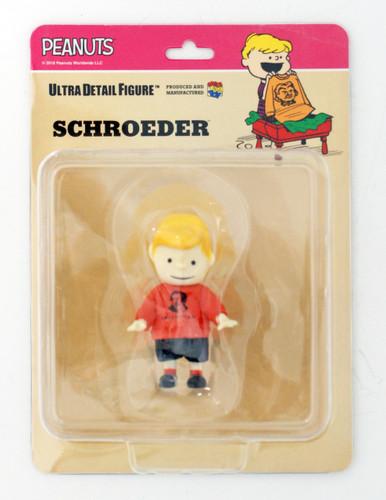 Medicom UDF-390 Ultra Detail Figure Peanuts Vintage Ver. Schroeder