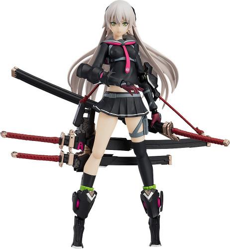 Max Factory figma 396 Ichi (Heavily Armed High School Girls)