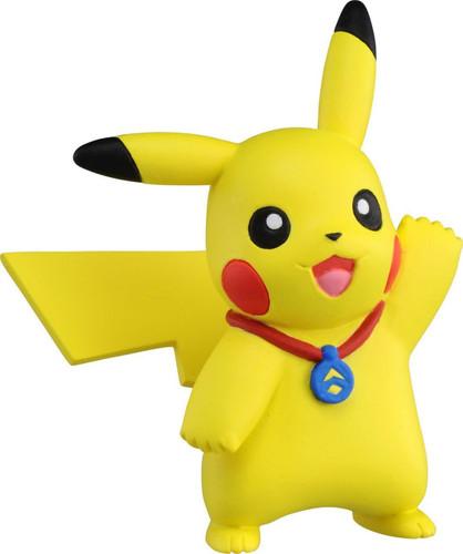 Takara Tomy Pokemon Moncolle EX EMC-07 Pikachu Ultra Guardians Ver. (113799)
