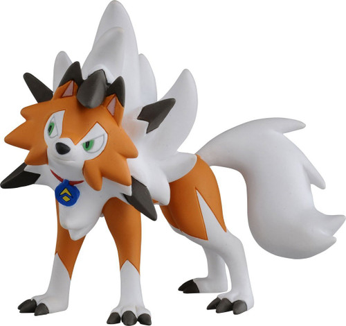 Takara Tomy Pokemon Moncolle EX ESP-05 Lycanroc (Dusk Form) Ultra Guardians Ver. (977193)
