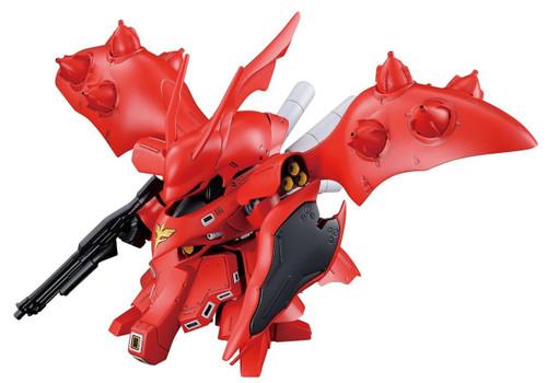 Bandai SD Gundam Cross Silhouette Nightingale Non-Scale Model Kit