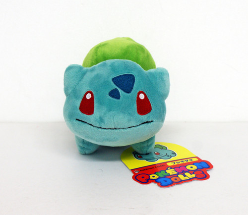 Pokemon Center Original Pokemon Dolls Bulbasaur (Fushigidane) 526-241807