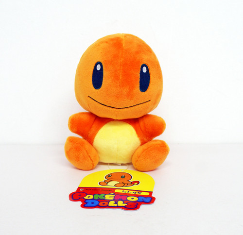 Pokemon Center Original Pokemon Dolls Charmander (Hitokage) 526-241814