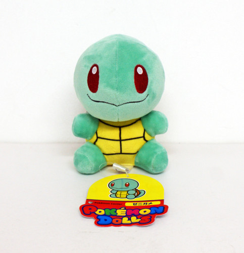 Pokemon Center Original Pokemon Dolls Squirtle (Zenigame) 526-241821