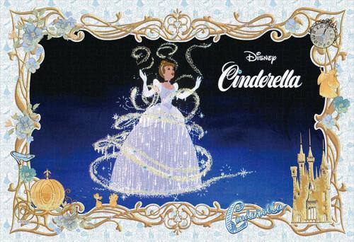 Epoch Jigsaw Puzzle Decoration 73-007 Disney Cinderella (300 Pieces)