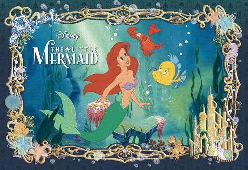 Epoch Jigsaw Puzzle Decoration 73-005 Disney The Little Mermaid (300 Pieces)