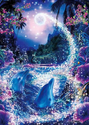 Epoch Jigsaw Puzzle 07-715 Lassen Mystic World (500 Pieces)