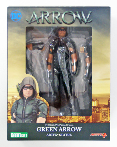 Kotobukiya SV181 ARTFX+ Green Arrow -ARROW- 1/10 Scale Figure