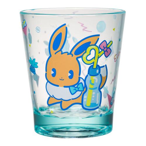 Pokemon Center Original Saiko Soda Plastic Tumbler Eevee 519-241647