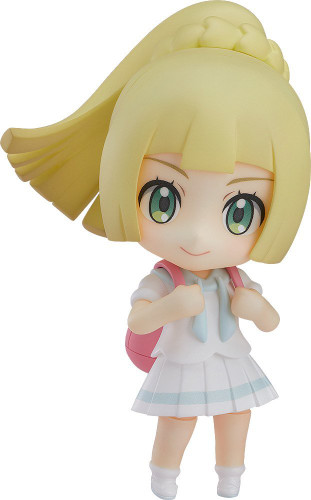 Good Smile Nendoroid 934 Lively Lillie (Pokemon)