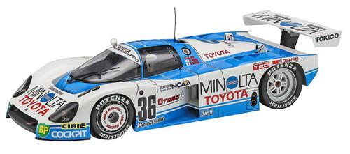 Hasegawa 20236 Minolta Toyota 88C 1/24 Scale kit