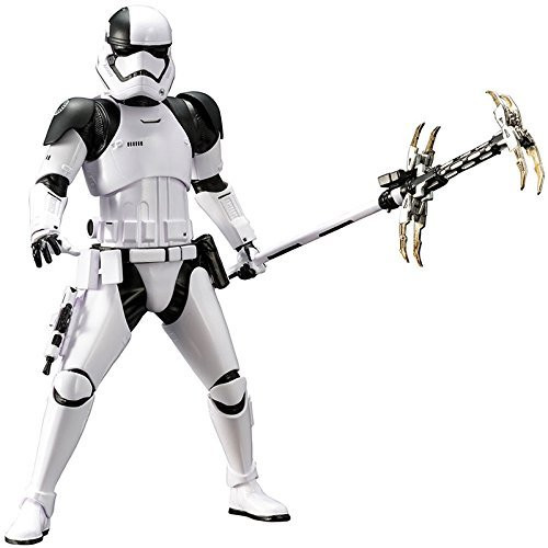 Kotobukiya SW141 ARTFX+ First Order Stormtrooper Executioner 1/10 Figure (Star Wars The Last Jedi)