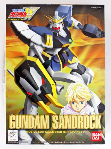 Bandai Gundam XXXG-01SR Gundam Sandrock 1/144 Scale Kit
